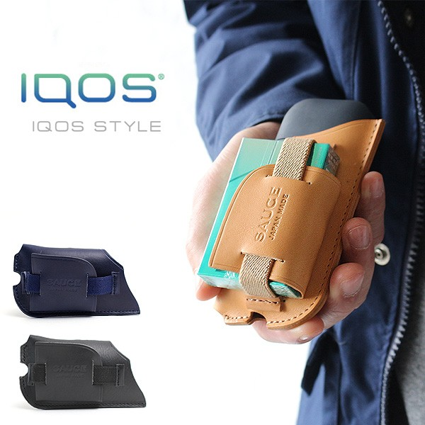 IQOS case アイコスケース イタリアンレザー メイン画像