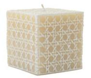 アロマキャンドル  Ivory&White アンバージンジャーローズの香り  【10,800円以上のお買い上げで送料無料】