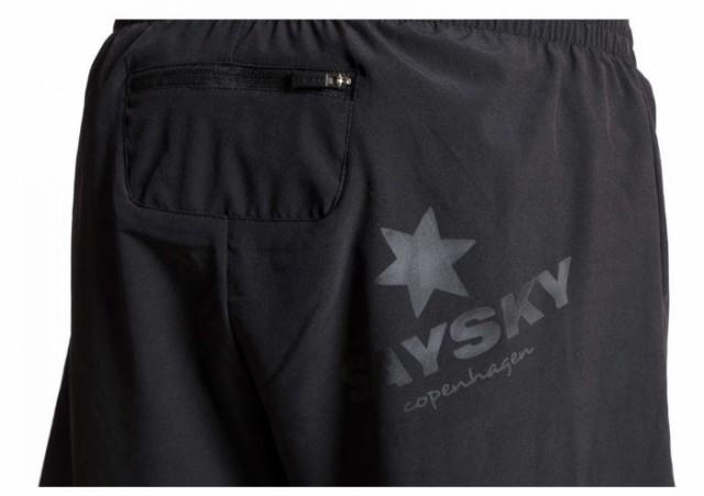 SAYSKY セイスカイ  PACESHORTS シンプルデザインのランニングショーツ 4MRSH3