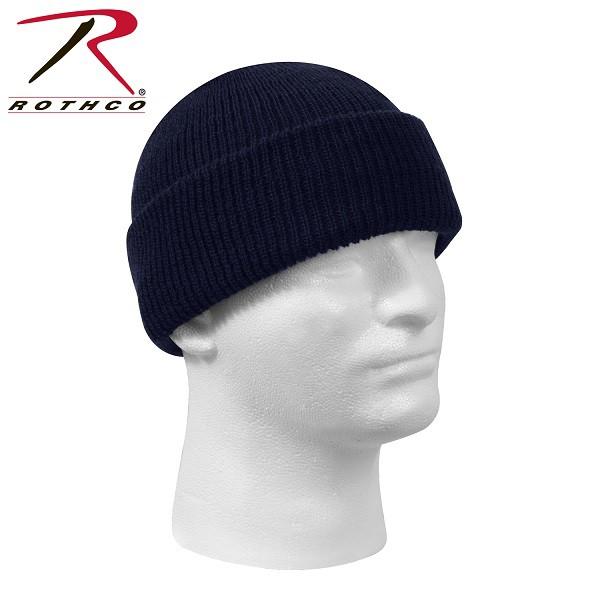送料無料 ロスコ USA直輸入モデル G.I. ウール・ワッチキャップ ニット帽 男女兼用
