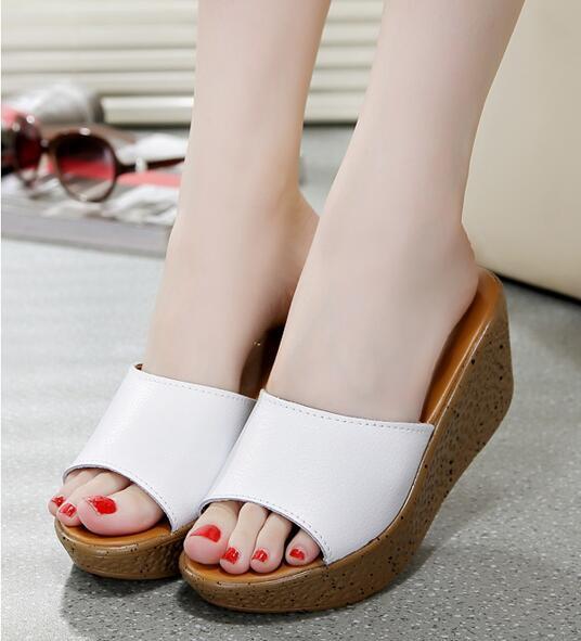 レディース 美脚 可愛い 靴 オープントゥウェッジサボサンダル 厚底 軽量ウェッジソール コンフォートサンダル 歩きやすい