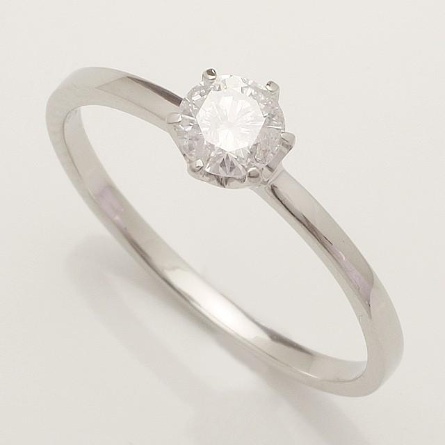 低価格 オーダーメイド リング 指輪◆Wブランド lwb K18WG 0.3ct 1粒 指輪◆Wブランド 天然ダイヤモンド【ri リング lwb me om】, 笑顔美人:0a6811b2 --- wife.kollima.de