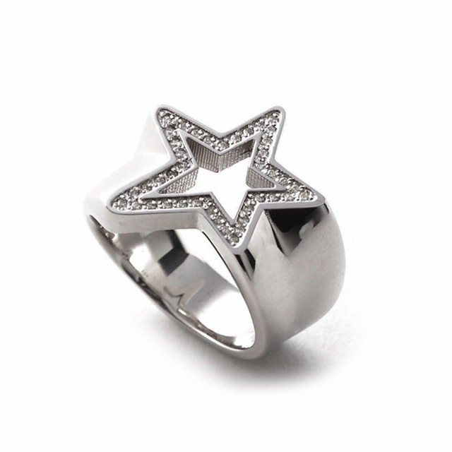 即日発送 [あす着] ガーデル GARDEL リング 指輪 メンズ レディース VIVID STAR, 印鑑はんこ@ハンコヤマイスター bf493091