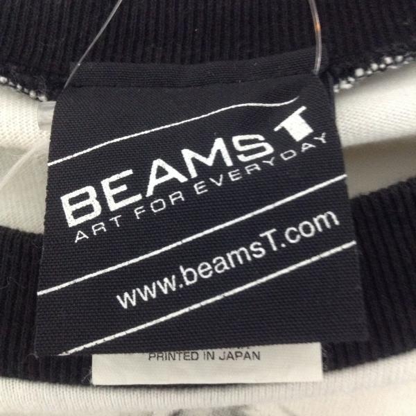 ビームス ラグランスリーブTシャツ 2018010203 BEAMS