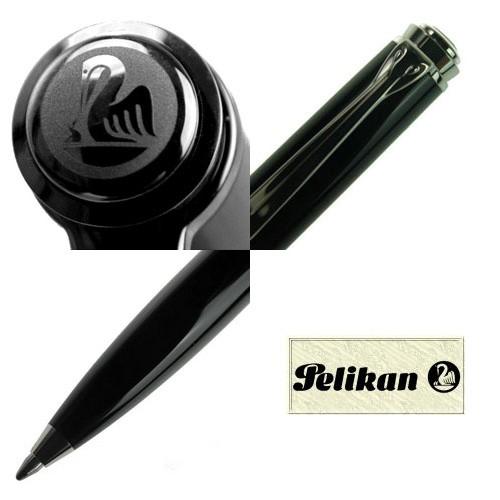 送料無料Pelikan (ペリカン) スーベレーン K805 ブラック ボールペン 高級ブランド筆記具