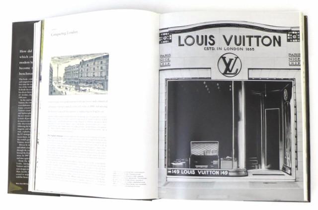 ルイ・ヴィトン LOUISVUITTON 本 華麗なる歴史 英語版 カバーなし 【中古】(41497)