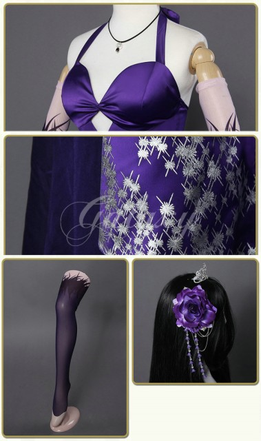 Fate/Grand Order FGO フェイト・グランドオーダー スカサハ 師匠 アサシン コスプレ衣装 wow435【送料無料】(wow435)