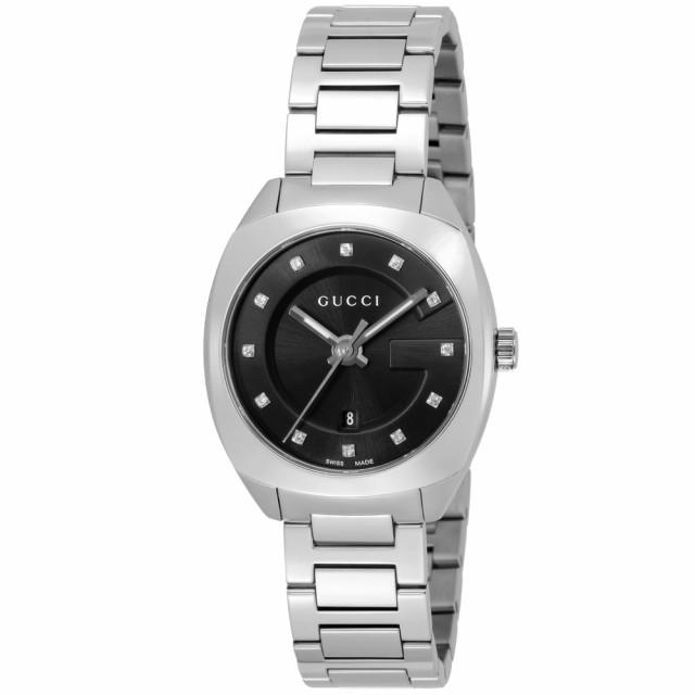 大注目 レディースウォッチ 【GG2570】 YA142503 ブラック 時計 12PD(L) グッチ GUCCI-腕時計レディース