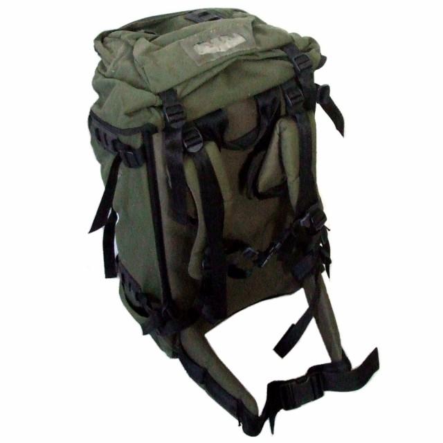 Modan モダン イスラエル製 ミリタリー60Lバックパック (カーキ リュックサック 鞄) 102535