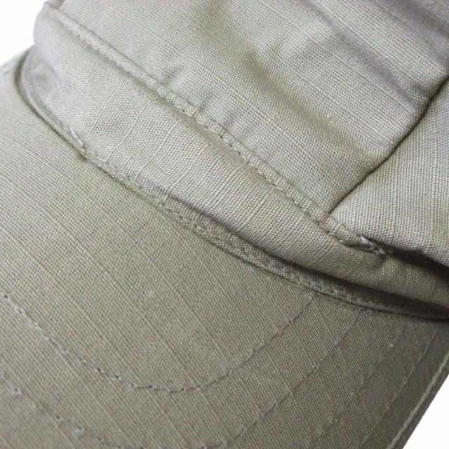 美品 TRU-SPEC トゥルースペック「7 1/4」米軍 コマンダーキャップ (ミリタリー アーミー ワーク 帽子 USA) 102844