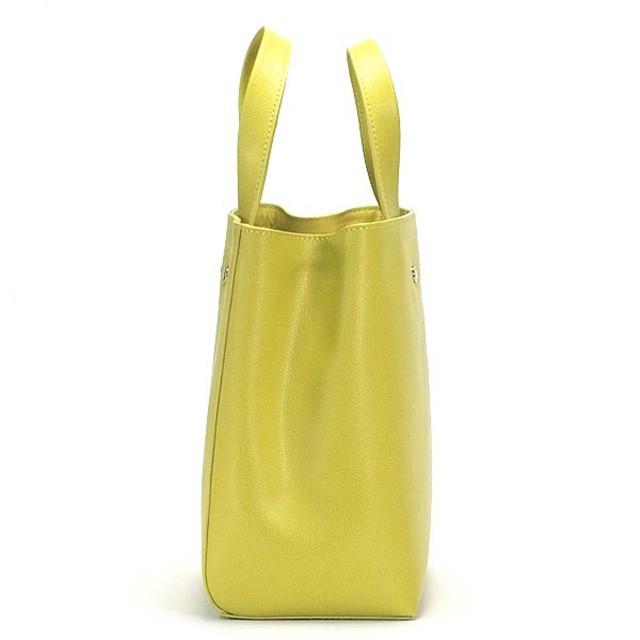 FURLA バッグ フルラ トートバッグ BDA6 MUSA S ムーサ スモール トート 754598 イエロー 本革 新品 未使用 プレゼント 女性