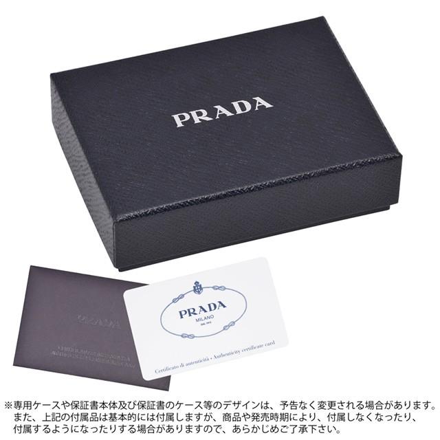 プラダ 6連キーケース