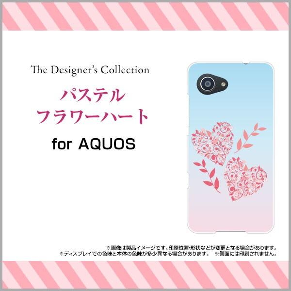 AQUOS SERIE mini [SHV38] スマートフォン カバー au エーユー パステル 雑貨 メンズ レディース プレゼント shv38-mibc-001-137
