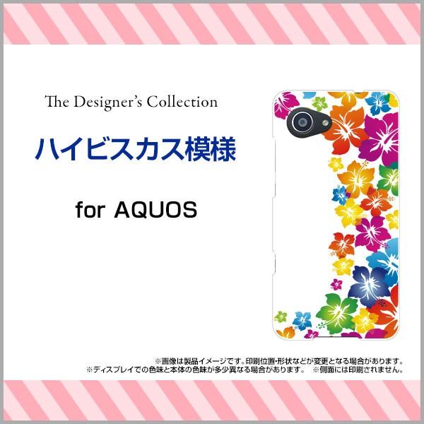 AQUOS SERIE mini [SHV38] スマートフォン カバー au エーユー 花柄 雑貨 メンズ レディース プレゼント shv38-mibc-001-154