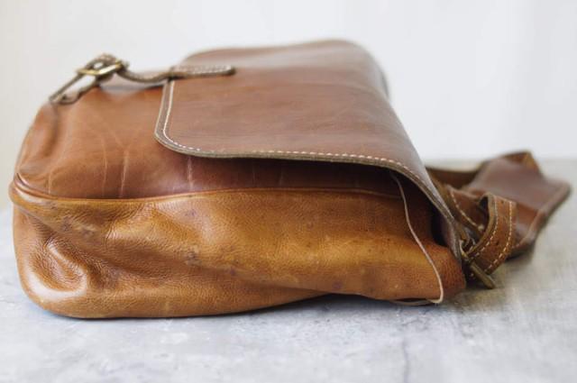 ○ユケテン YUKETEN Mailman Bag メイルマン ショルダーバッグ メンズ 中古