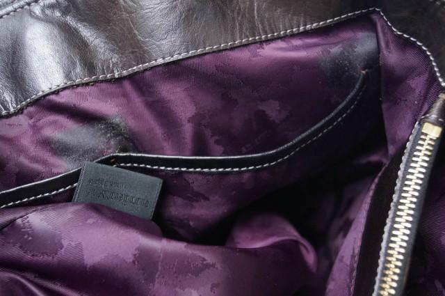 ○アニアリ aniary アイディアルヌメレザー ANS-200 トートバッグ メンズ 中古