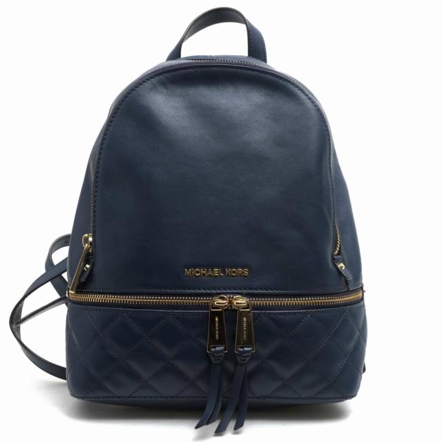 クラシック ○マイケルコース【】 Michael Kors リュック Rhea Medium Rhea Leather Medium Backpack キルティング 定番 レディース【】, イルサ:b51ed5ac --- paderborner-film-club.de
