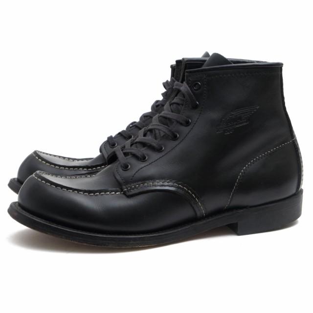 人気激安 ED LIMITED 100th ANNIVERSARY ホーウィン社オイルドレザー 100周年記念 ○レッドウィング ベックマン ワークブーツ RED WING 8283-靴・シューズ
