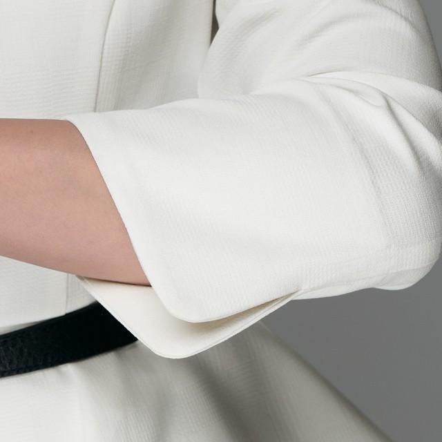 【SALE】 ぺプラムジャケット風ドッキングワンピース [キャバ ドレス 大きいサイズ キャバドレス 172148]【返品不可】