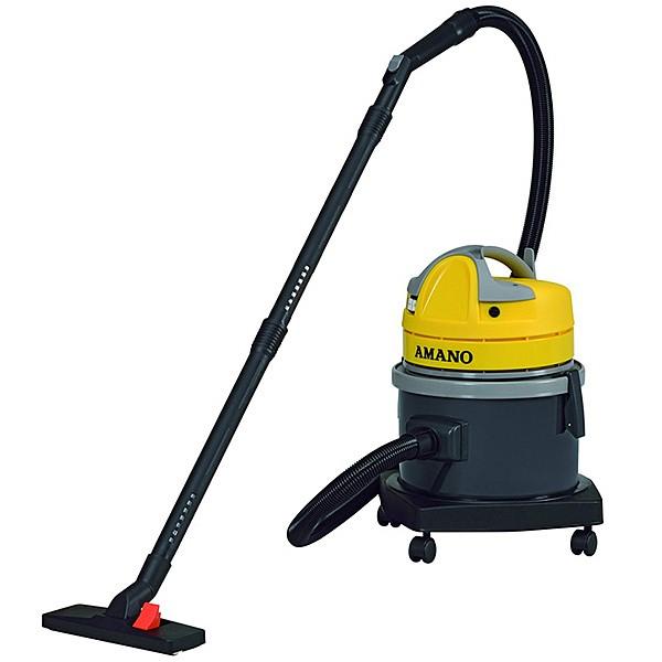 安価 AMANO [JW-15(Y)] 業務用乾湿両用掃除機, ベクトル こうえい店 0412d3f7