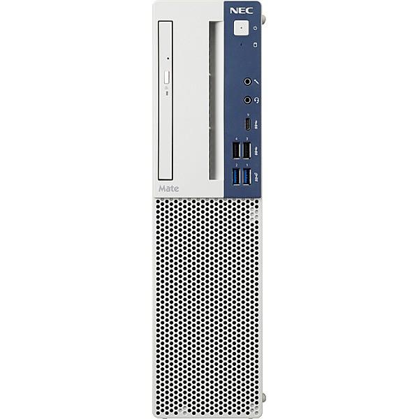 熱販売 NEC [PC-MKM30BZGACW5] 3.0GHz/8GB/HDD i5-9500 Pro/リカバリ媒体/3年パー… (Core 16GB/マルチ/Of無/Win10 タイプMB Mate 500GB+Optane-パソコン本体