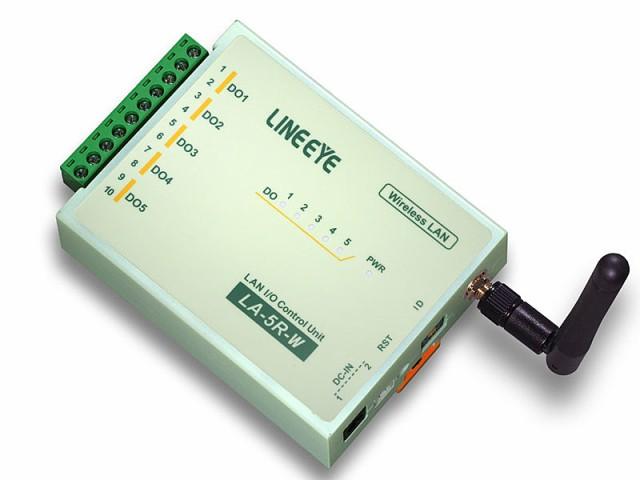 大流行中! ラインアイ [LA-5R-W2] [LA-5R-W2] 無線LAN接続型デジタルIOユニット ラインアイ リレー接点5出力, スターリカーズ:7d8ae47c --- kulturbund-sachsen-anhalt.de