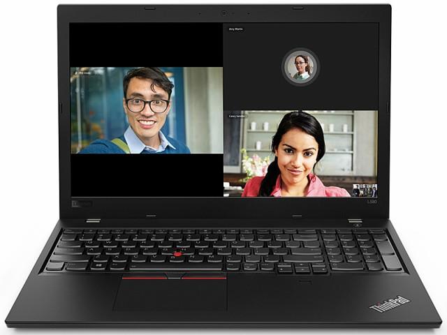 本物保証!  L580 ThinkPad レノボ・ジャパン (Core i3-8130U/4/500/ODDなし/Win10Pro/15.6/カメラ付) [20LWS0V000]-パソコン本体