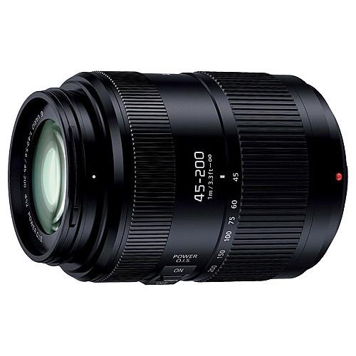 2019春の新作 II/POWER デジタル一眼カメラ用交換レンズ O.I.S. LUMIX G VARIO 45-200mm/F4.0-5.6 Panasonic [H-FSA45200]-カメラ