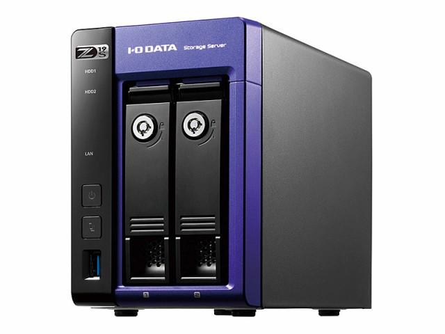 春夏新作 IODATA [HDL2-Z19SCA-16] IoT 16TB for 2019 Storage Windows Server Standard/Celeron搭載2ドライブNAS-外付けドライブ・ストレージ