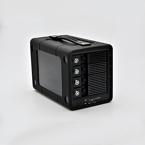 お気に入りの ELECOM [ELD-4B120UBK] 外付けHDD/4Bay/RAID/12TB-外付けドライブ・ストレージ