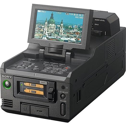 最も  XDCAM HD422フィールドレコーダー SONY(VAIO) [PMW-RX50]-カメラ