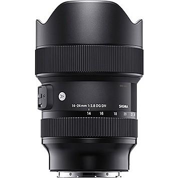 美品  Art DN SIGMA | DG 14-24mm TL] Art (L-Mount) DN DG F2.8 [14-24mm F2.8-カメラ
