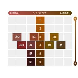 【送料込価格】ホーユー シエロ ヘアカラーEXクリーム 3ROローズブラウン<医薬部外品>(40g+40g)