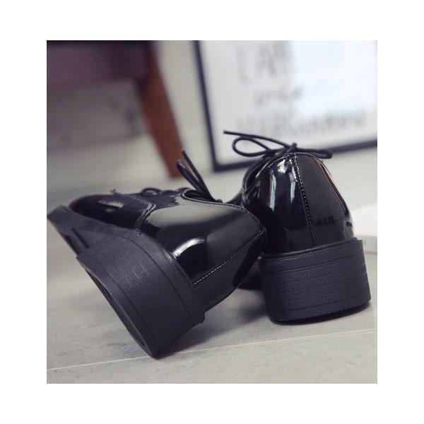 おじ靴 レディース レイン ベーシック メンズライク スマート オックスフォード ショーズ レースアップ靴 シューズ [即] esale[セール]