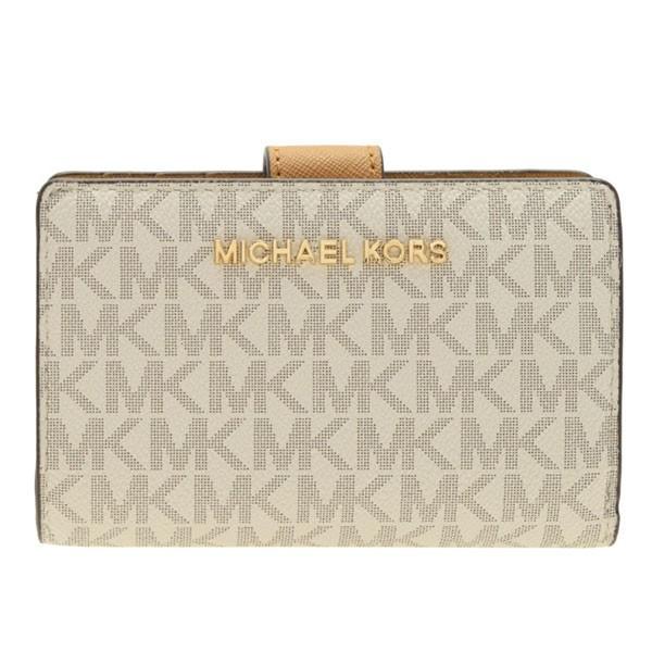 wholesale dealer 1e2d0 9b54b マイケルコース 財布 M. MICHAEL KORS L字ファスナー二つ折り財布 アウトレット 35f8gtvf2b-vaniacr|au  Wowma!(ワウマ)