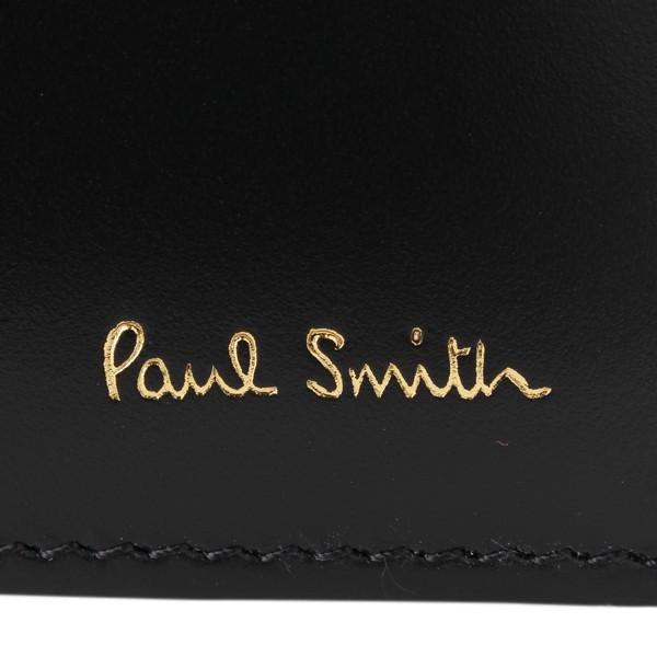 ポールスミス PAUL SMITH 二つ折り財布 メンズ ストライプ aupc4833w761a79