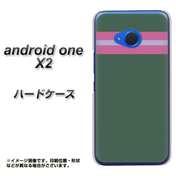 android one X2 ハードケース / カバー【YC936 アバルト07 素材クリア】(アンドロイドワン X2/ANDONEX2用)