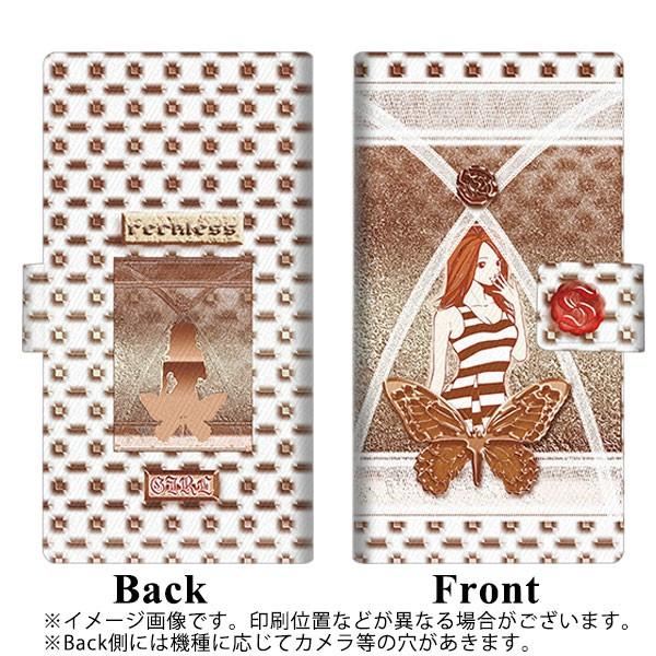 メール便 Galaxy Feel SC-04J 手帳型スマホケース 【 YC978 ピンナップガール09 】横開き (ギャラクシー フィール SC-04J/SC04J