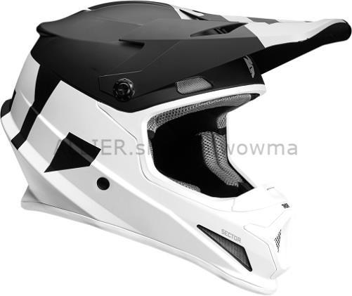 Thor Sector Level Adult Dot Riding Helmet Mx Dirt Bike Off road Atv Utv