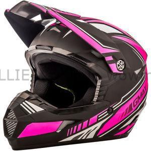 【在庫限り】 ヘルメット/US/ GMAX MX46YアンクルユースガールズDOTオフロードダートバイクモトクロスヘルメット GMAX MX4, 大熊町 624f050f