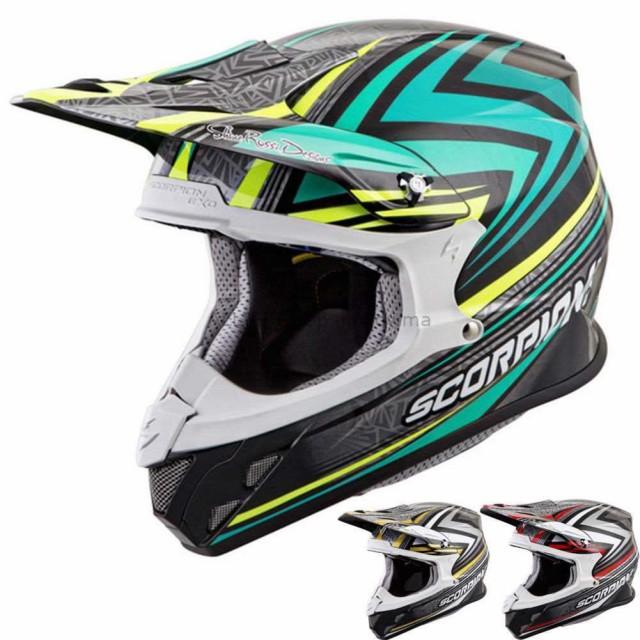 新品入荷 ヘルメット/US/ スコーピオンVX-R70バーストウメンズダートバイクオフロードドットモトクロスヘルメット Scorpion, スプリング カントリー ハウス 0ae6c807
