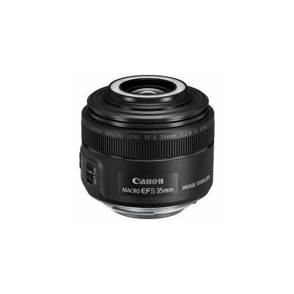 【2018秋冬新作】 EF-S3528MISSTM IS EF-S35mm Canon STM EF-S3528MISSTM 交換用レンズ マクロ F2.8 〔送料無料〕-カメラ
