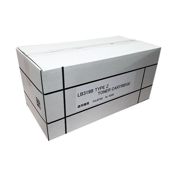 最新最全の 汎用品1個 〔送料無料〕 トナーカートリッジ LB319B-プリンター・インク