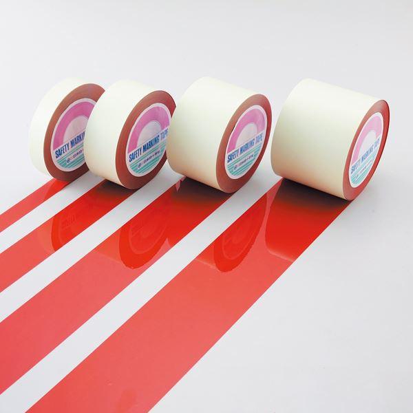 ガードテープ GT-752R ■カラー:赤 75mm幅 〔送料無料〕