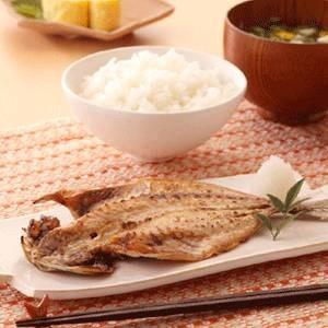 沼津「奧和」のひもの詰合せ5種(9枚)あじ、さんま、かます、金目鯛、ほっけ 〔送料無料〕