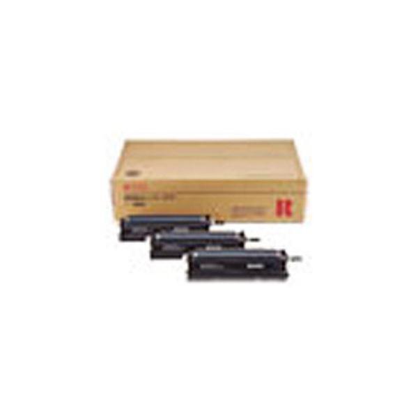 最高品質の 〔送料無料〕 1箱(3色) 感光体ユニット タイプ400カラー 509446 リコー-プリンター・インク