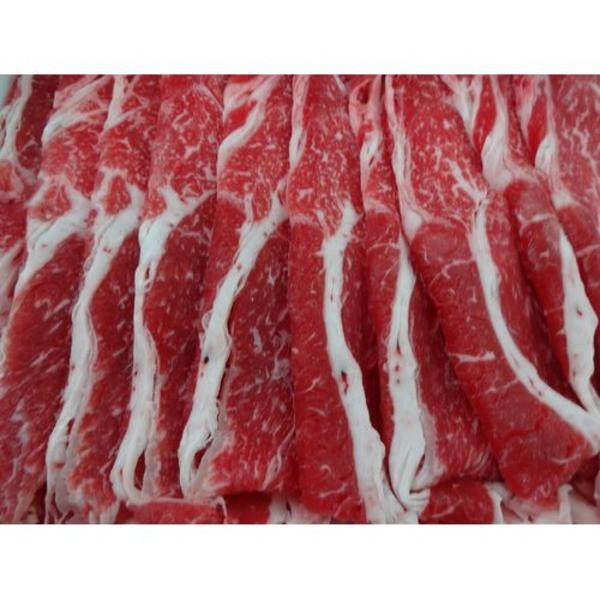 「国産牛」肩ローススライス(500g) 〔送料無料〕