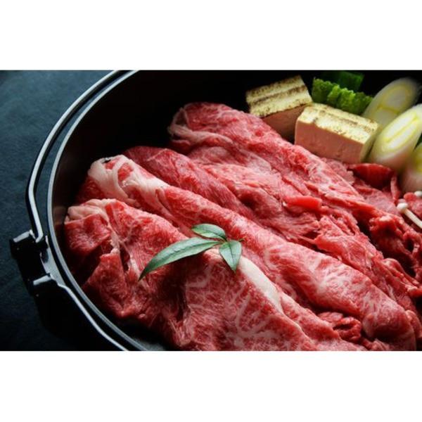 「国産牛」肩ローススライス(1kg) 〔送料無料〕