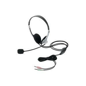 登場! (業務用50セット) ELECOM エレコム ヘッドセット両耳オーバーヘッド HS-HP22SV 〔送料無料〕-ヘッドホン・イヤホン