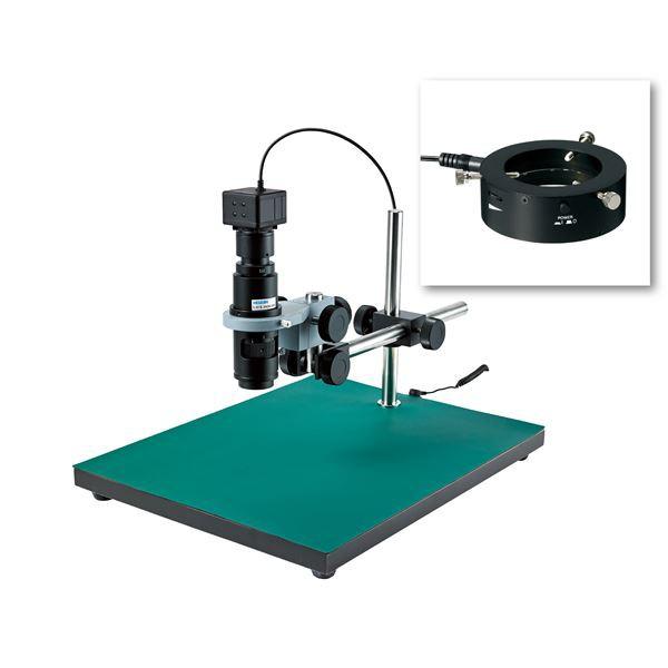 【ご予約品】 〔送料無料〕 〔ホーザン〕マイクロスコープ L-KIT506-光学器械